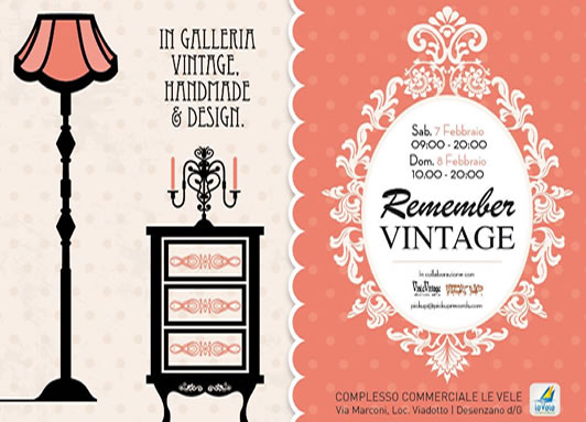 Remember Vintage 2015 a Desenzano