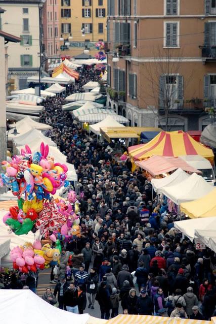 San Faustino 2015 a Brescia