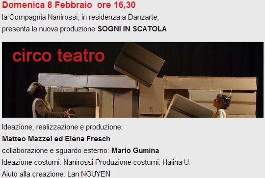 Sogni in Scatola a Brescia