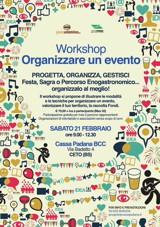 Workshop a Ceto