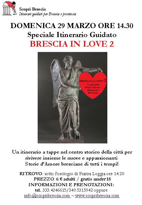 Brescia in Love 2 con Scopri Brescia