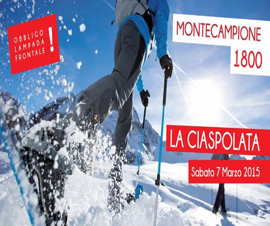 Ciaspolata a Montecampione