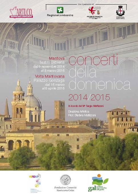 Concerti della Domenica a Volta Mantovana