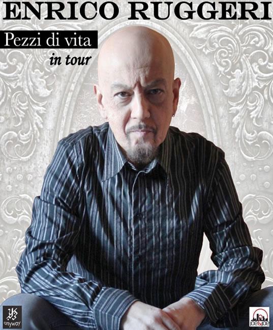 Enrico Ruggeri a Brescia
