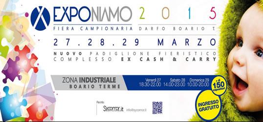 Exponiamo 2015 a Darfo Boario Terme