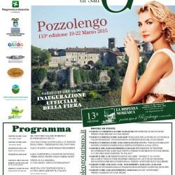 Fiera di San Giuseppe 2015 Pozzolengo