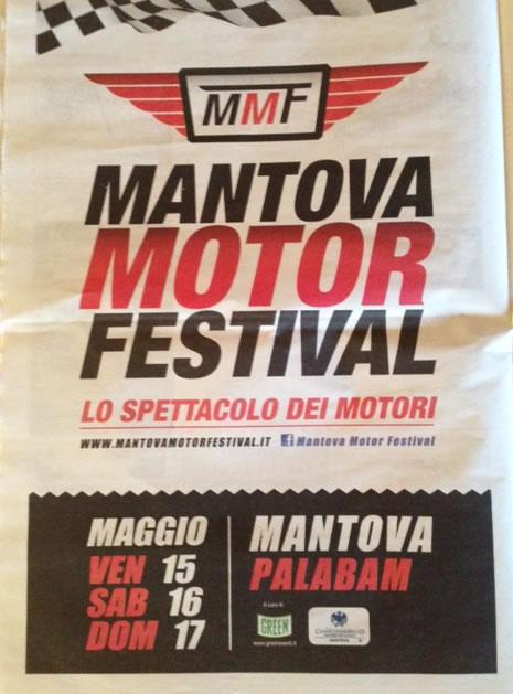 Mantova Motor Festival