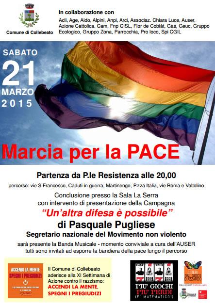 Marcia per la Pace a Collebeato