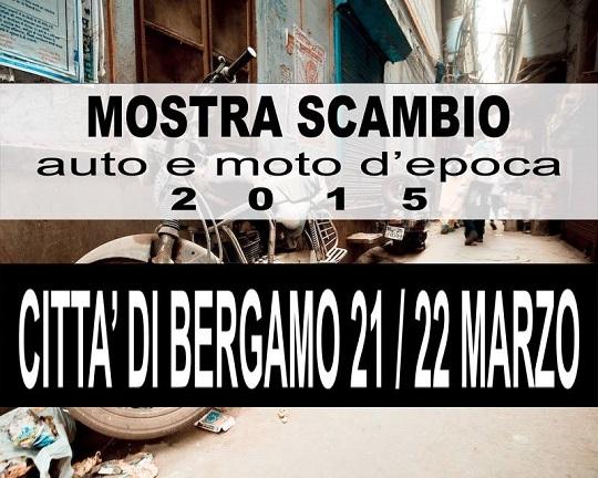 Mostra scambio Bergamo Aeroclub 2015
