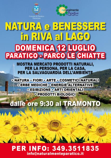 Natura e Benessere in Riva al Lago a Paratico