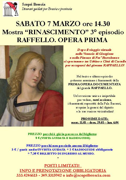 Rinascimento 3 Episodio con Scopri Brescia