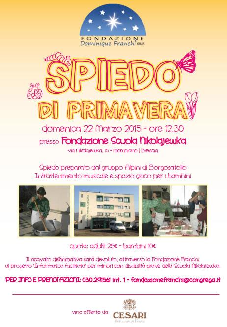 Spiedo di Primavera a Brescia
