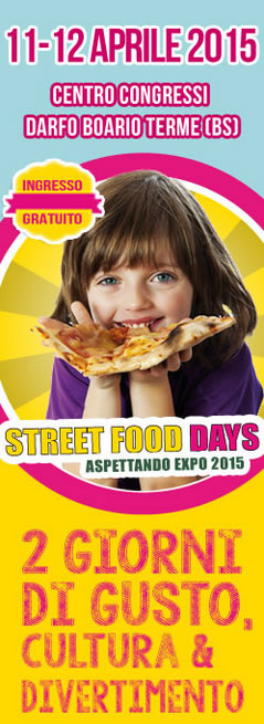 Street Food Days a Darfo Boario Terme