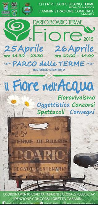 6 Darfo Boario Terme in Fiore