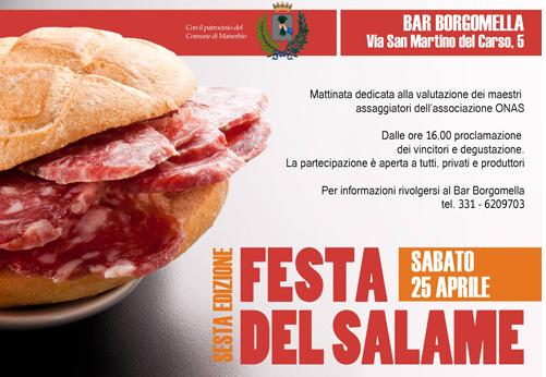 6 Festa del Salame a Manerbio