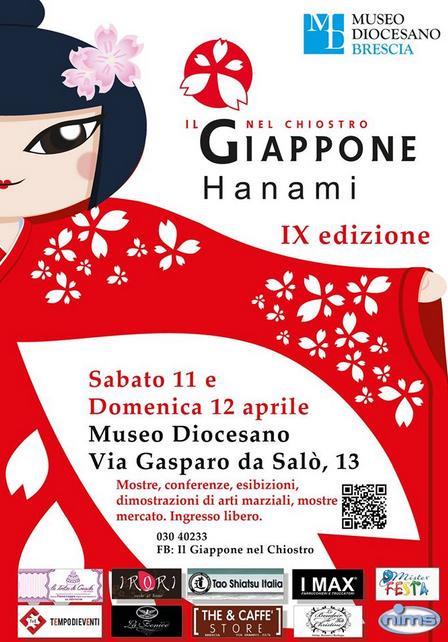 9 Il Giappone nel Chiostro a Brescia