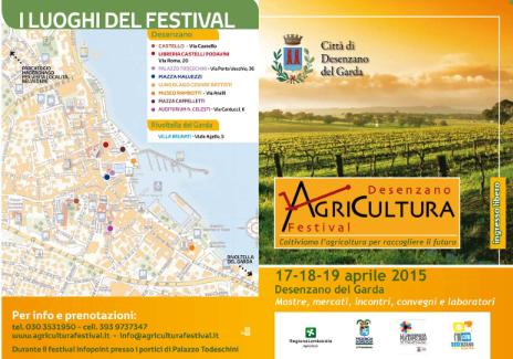 Agricultura Festival 2015 a Desenzano