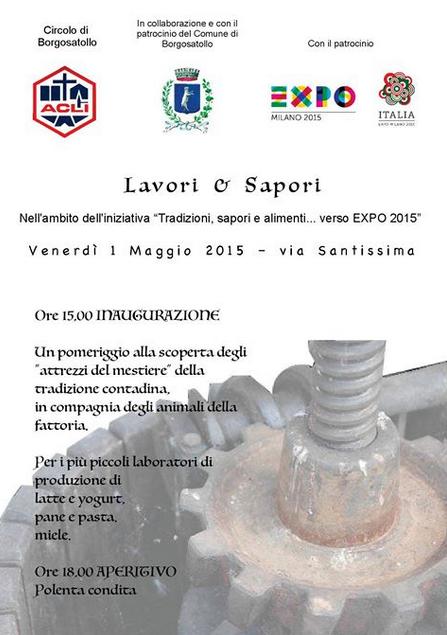 Lavori e Sapori a Borgosatollo