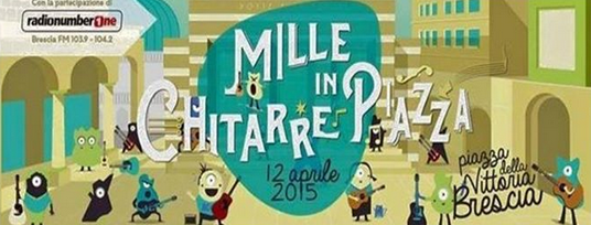 Mille Chitarre in Piazza 2015