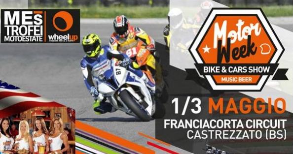 Motor Week a Castrezzato
