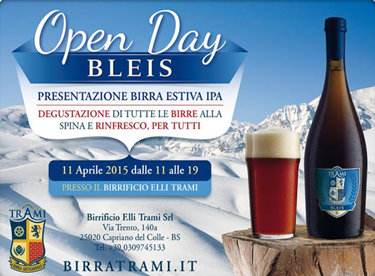 Open Day Bleis a Capriano del Colle