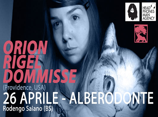 Orion Rigel Dommisse a Rodengo Saiano