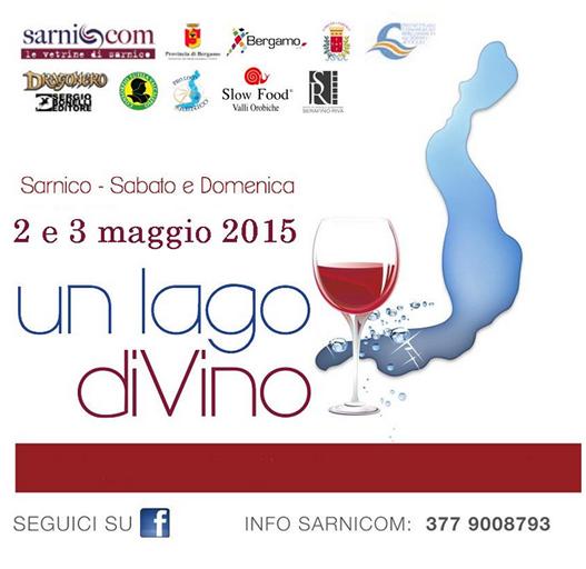 Un Lago di Vino 2015 a Sarnico