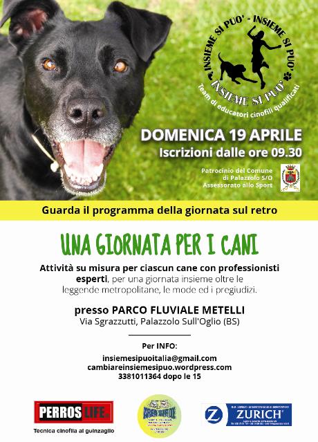 Una Giornata per i Cani a Palazzolo sull'Oglio