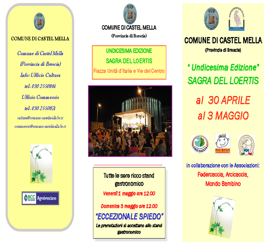 11 Sagra del Loertis a Castel Mella