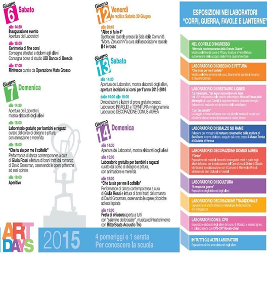 Art Days a Rovato