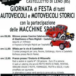 Auto e Moto Storiche a Castelletto di Leno