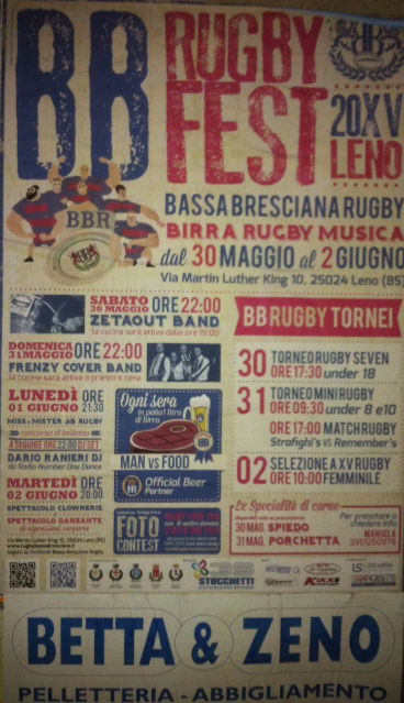 BB Rugby Leno