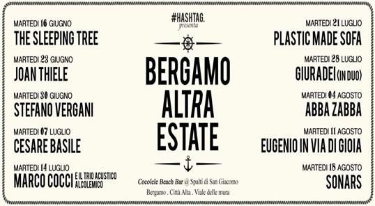 Bergamo Altra Estate