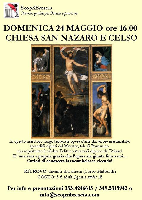 Chiesa San Nazaro e Celso