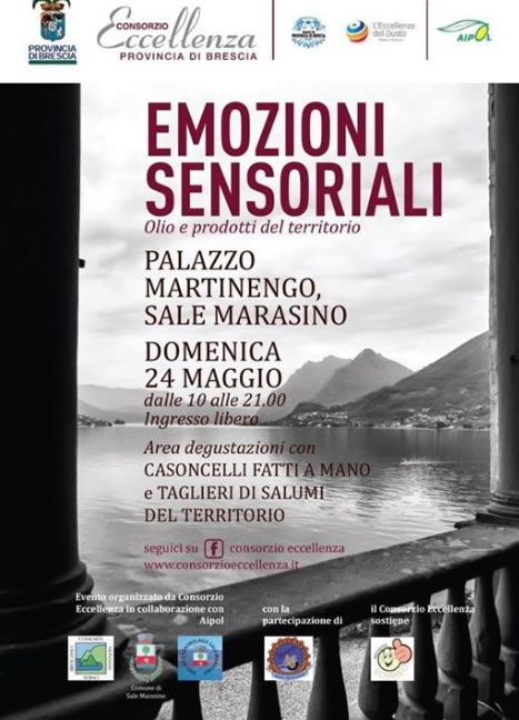Emozioni Sensoriali a Sale Marasino