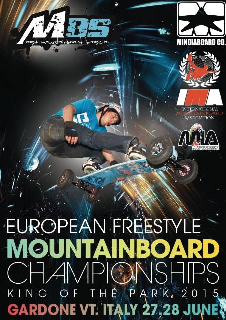 European Freestyle Mountainboard Championship a Gardone VT