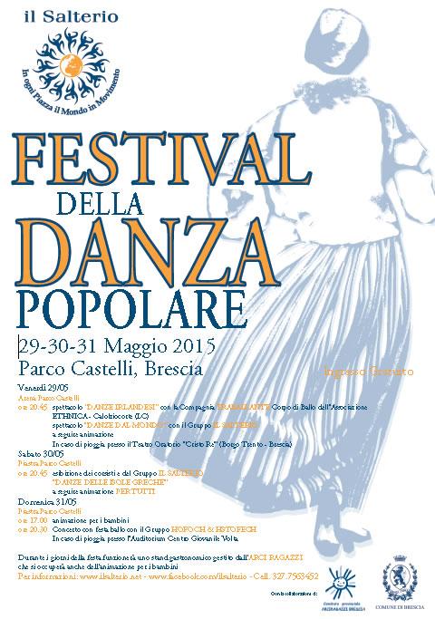 Festa della Danza Popolare a Brescia