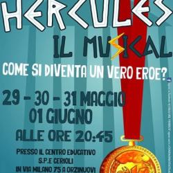 Hercules il Musical a Orzinuovi
