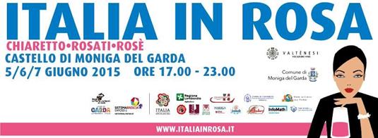 Italia in Rosa 2015 a Moniga DG