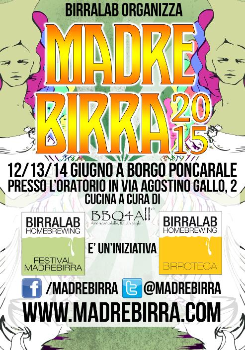 Madre Birra 2015 a Borgo Poncarale
