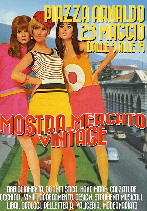 Mostra Mercato Vintage a Brescia