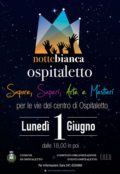 Notte Bianca a Ospitaletto