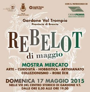 Rebelot 2015 a Gardone Val Trompia