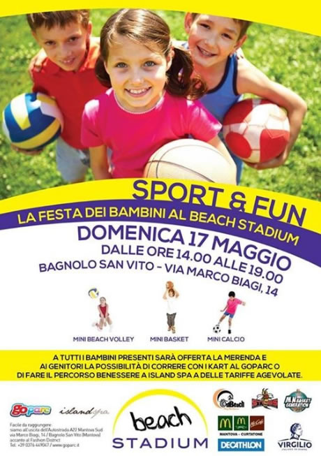 Sport e Fun a Bagnolo San Vito MN