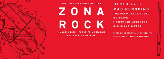 Zona Rock 2015 Collebeato
