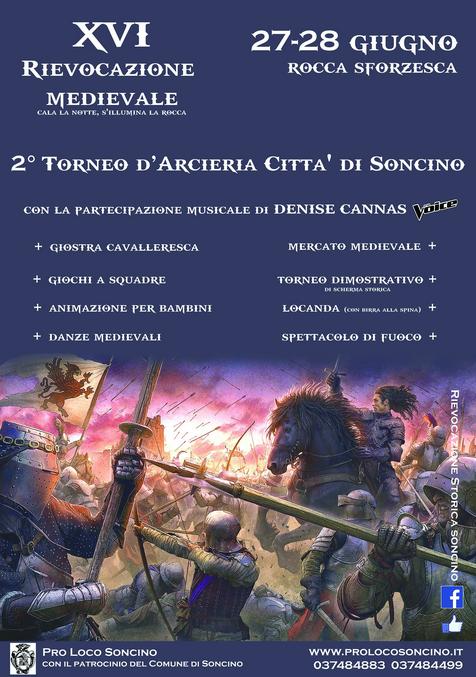 16 Rievocazione Medievale a Soncino CR