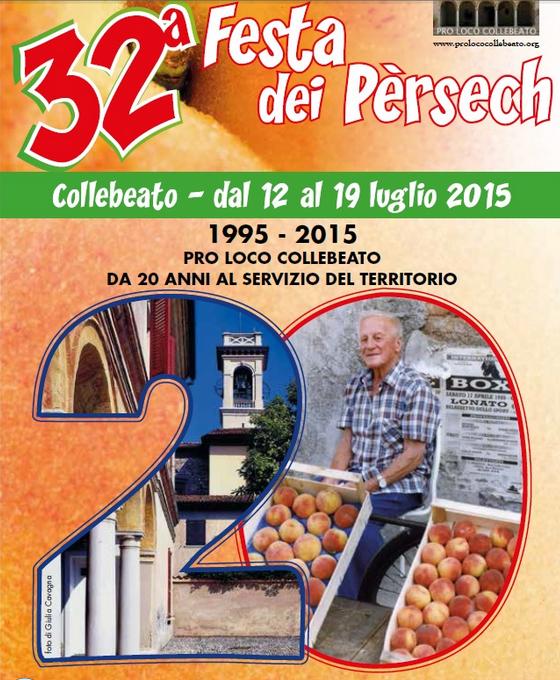 32 Festa dei Persech a Collebeato
