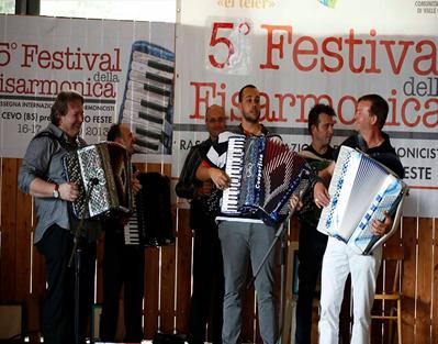 5 Festival della Fisarmonica  Cevo