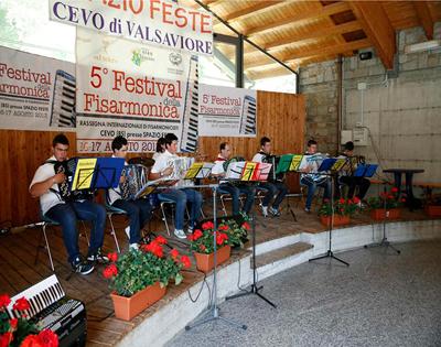 5 Festival della Fisarmonica a Cevo