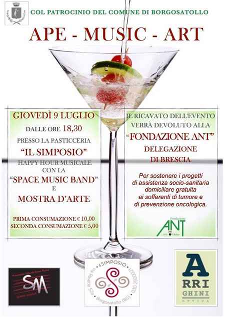 Ape  Music  Art a Borgosatollo